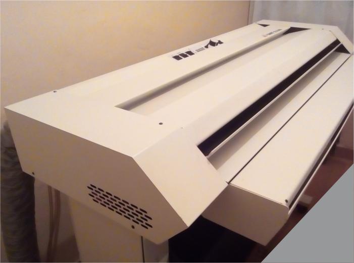 Ammonia blueprint machine paper trimmers quick view malvernweather Choice Image