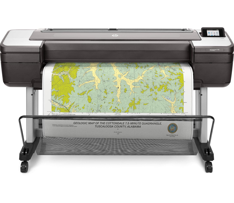 HP DesignJet T1700 44-in Printer (W6B55A)